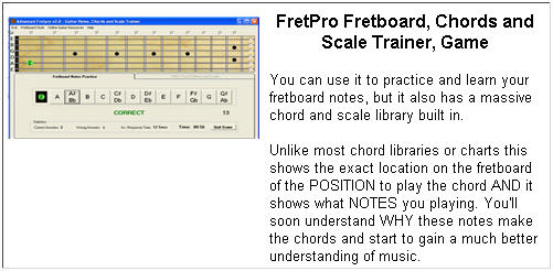 Best guitar scales to learn