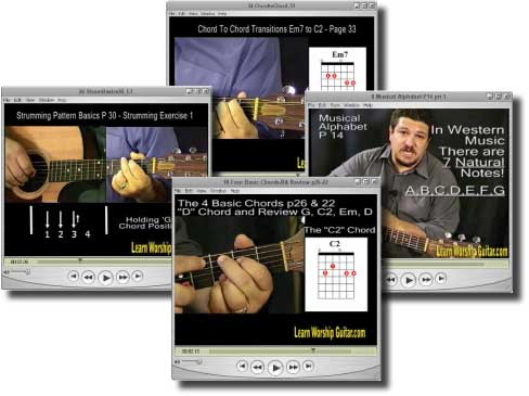 Learn to play acoustic guitar chords